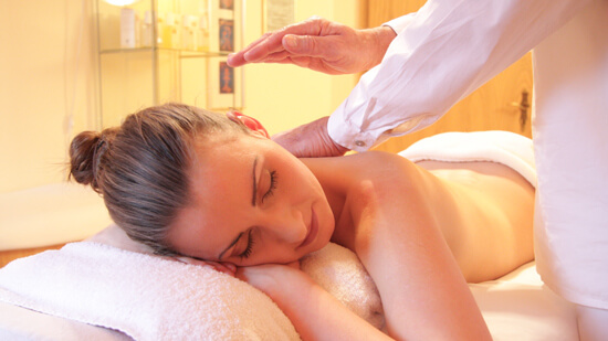 Wellness massage | Hotel Villa Sevasti